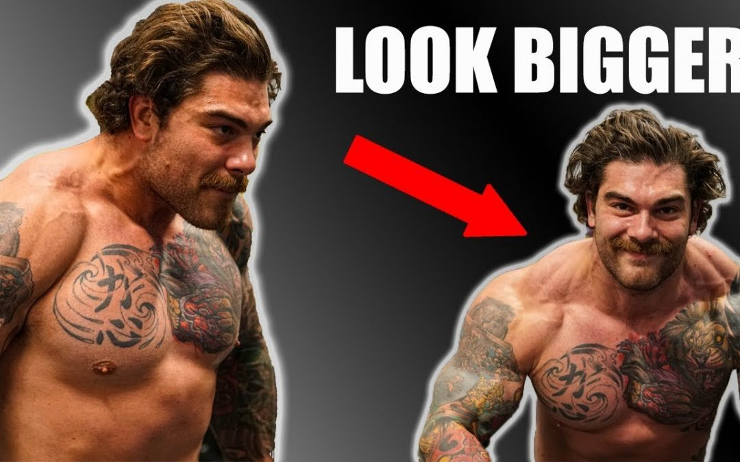 5 exercises to build BIGGER traps and neck | Look bigger (Guaranteed)