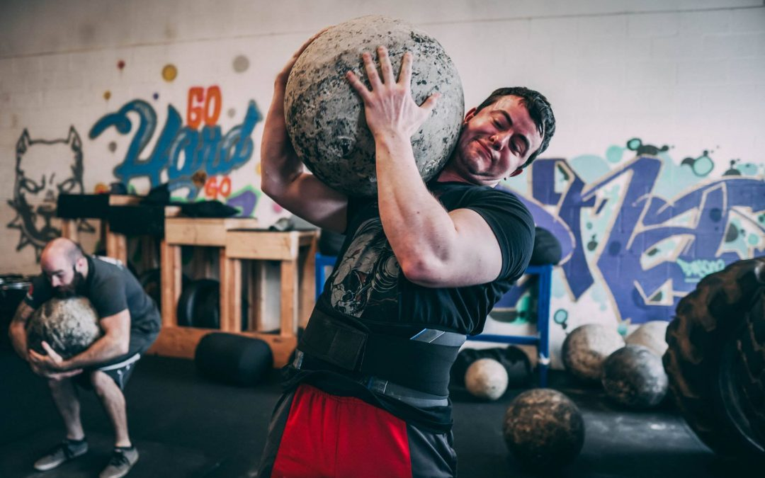 Why You Should Be Lifting Atlas Stones