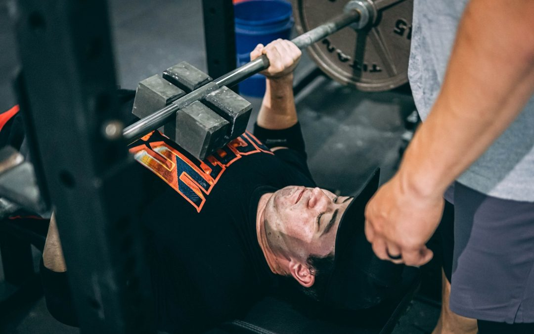 Fix Your Poverty Bench Press