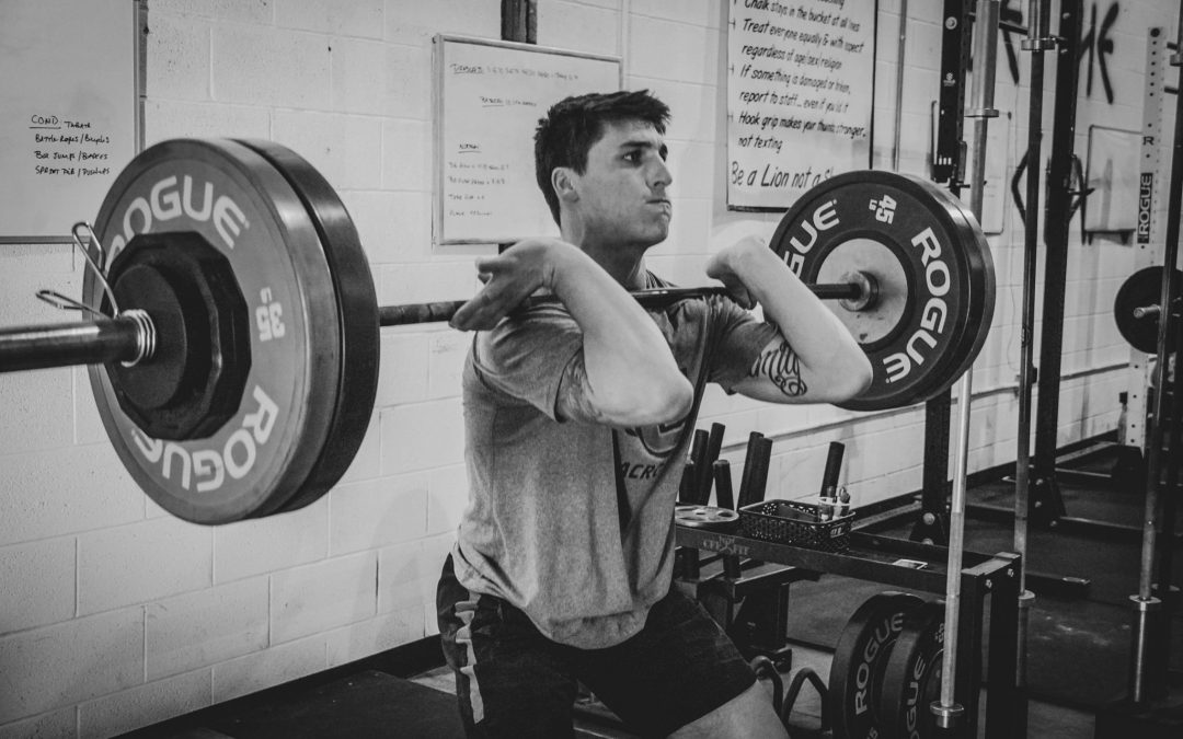 5 Quick Tips to Improve Your Front Squat Technique