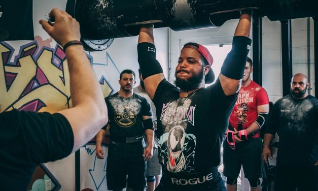 3 Tips To Improve Your Push Press (Press More Overhead)