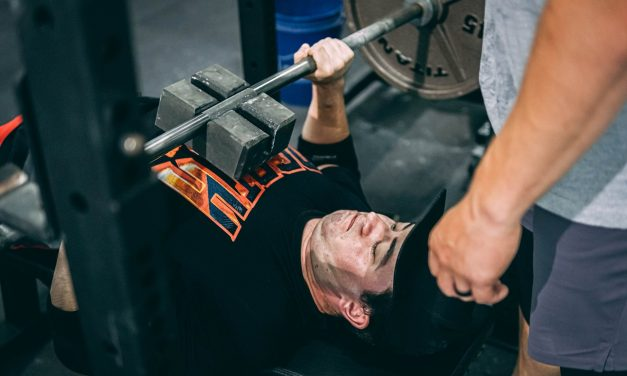 4 Cues to Improve Your Next Bench Press Session