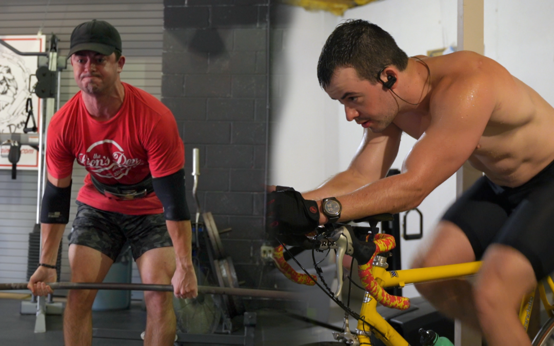 3 Ways IRONMAN Has Made Me A Better Lifter (Strength Training and Endurance)